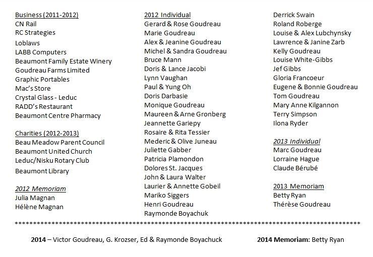 2011 - 2014 Pioneers