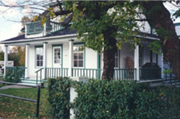 Magnan House